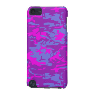 Blue and Pink Camo iPod Touch (5th Generation) Case