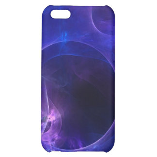 Blue and Purple Circles iPhone 5C Covers