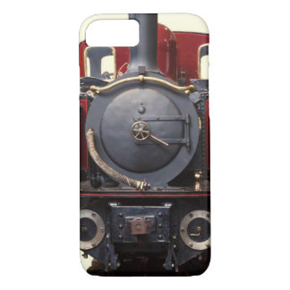Blue And Red Train iPhone 8/7 Case