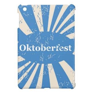 Blue and white background iPad mini cases