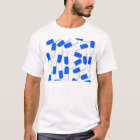 Blue And White Capsules T-Shirt