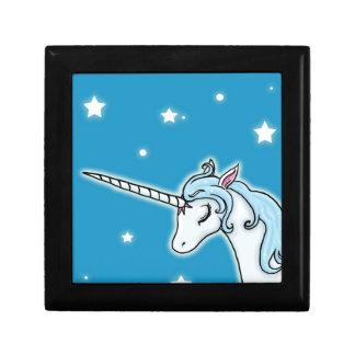 Blue and white Pegasus Unicorn Gift Box