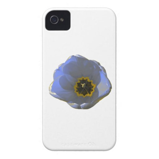 Blue and Yellow Tulip Blackberry Bold Case