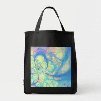 Blue Angel – Cosmic Azure & Lemon Bags