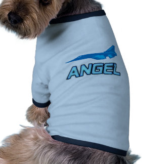 Blue Angel Dog Tee Shirt