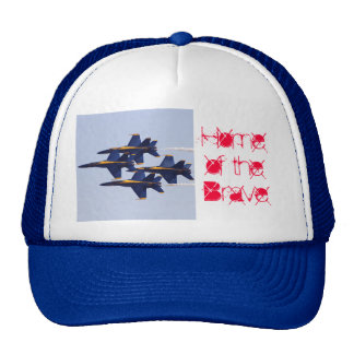 Blue Angel Hat