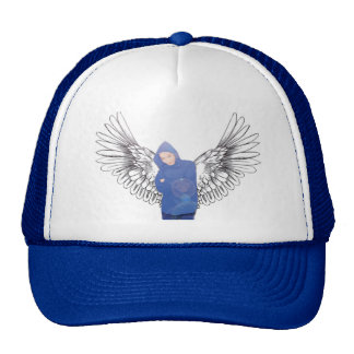 Blue AngeL HeaD Cap