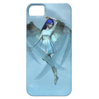 blue angel iPhone 5 cover