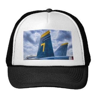 Blue Angel Luky #7 Cap