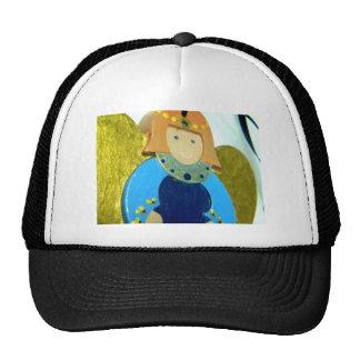 Blue Angel Ornament II Hats