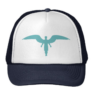 Blue Angel Silhouette Cap