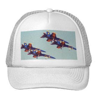 Blue Angels 08 2 Mesh Hats
