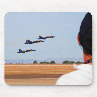 Blue Angels 08 4 Mouse Pad