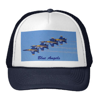 Blue Angels, Blue Angels Cap