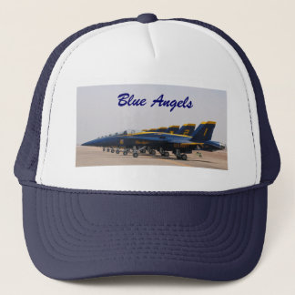 Blue Angels, Blue Angels Trucker Hat