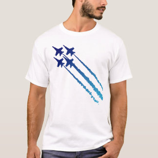 Blue Angels Diamond T-Shirt