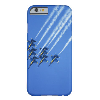 Blue Angels flyby during 2006 Fleet Week 2 Barely There iPhone 6 Case