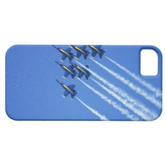 Blue Angels flyby during 2006 Fleet Week 2 iPhone 5 Case