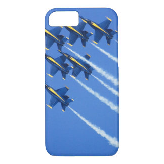 Blue Angels flyby during 2006 Fleet Week 2 iPhone 7 Case