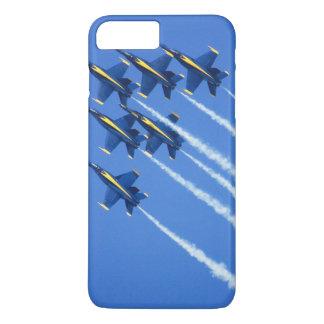 Blue Angels flyby during 2006 Fleet Week 2 iPhone 8 Plus/7 Plus Case