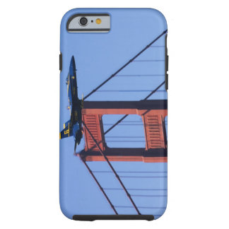 Blue Angels flyby during 2006 Fleet Week 3 Tough iPhone 6 Case