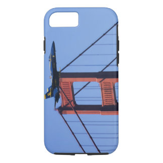 Blue Angels flyby during 2006 Fleet Week 3 iPhone 8/7 Case
