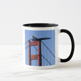 Blue Angels flyby during 2006 Fleet Week 3 Mug