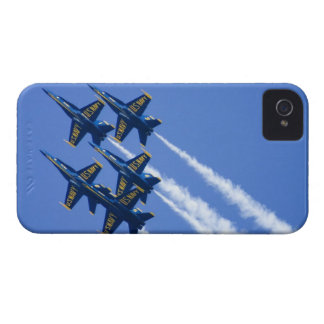 Blue Angels flyby during 2006 Fleet Week iPhone 4 Cases