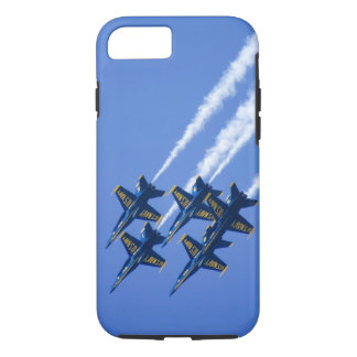 Blue Angels flyby during 2006 Fleet Week iPhone 8/7 Case