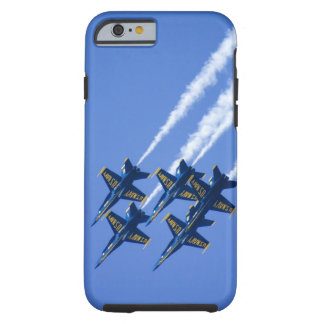 Blue Angels flyby during 2006 Fleet Week Tough iPhone 6 Case