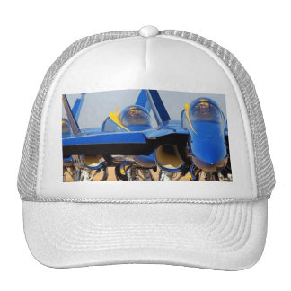 blue angels hat