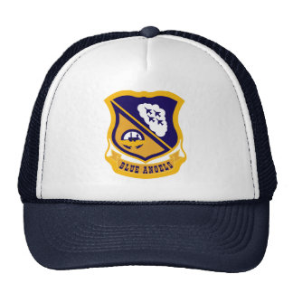 Blue Angels Mesh Hat