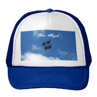 Blue Angels In Flight Trucker Hat