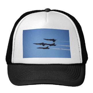 Blue Angels Inverted Trucker Hat