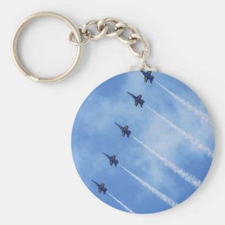 Blue Angels Key Ring
