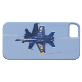 Blue Angels perform knife-edge pass during 2006 iPhone 5 Cover