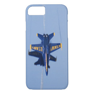 Blue Angels perform knife-edge pass during 2006 iPhone 7 Case