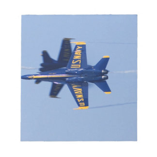 Blue Angels perform knife-edge pass during 2006 Memo Notepads