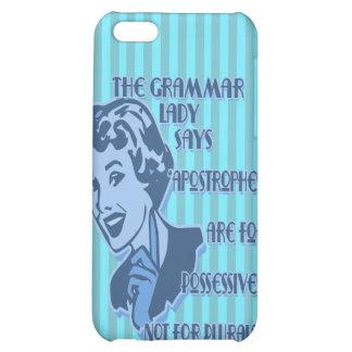 Blue Apostrophes iPhone Speck Case iPhone 5C Cover