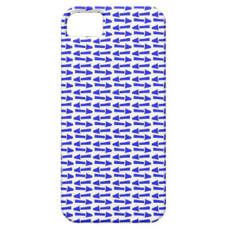 Blue arrow iPhone 5 covers