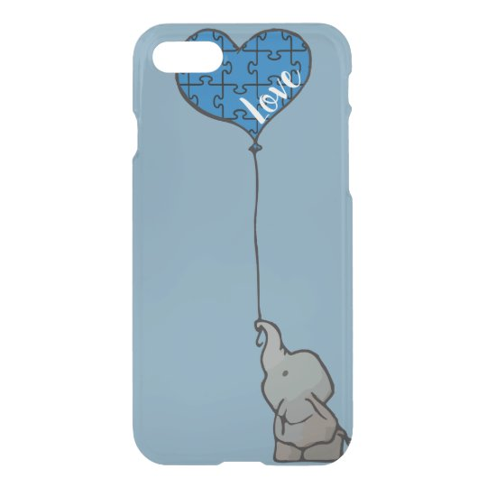 Blue - ASD - Love - Phone Case