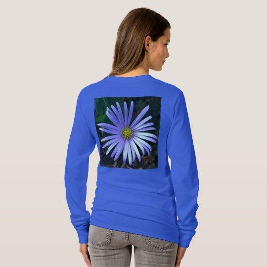 Blue Aster T-Shirt