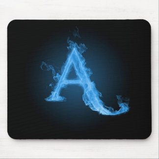 Blue atheist A Mouse Mat