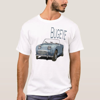 Blue Austin Healey Sprite T-Shirt