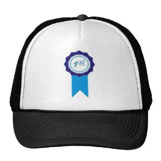 Blue Award Cap
