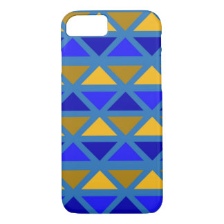 Blue Aztec iPhone 8/7 Case