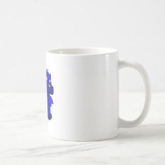 Blue Baby Dragon Mugs