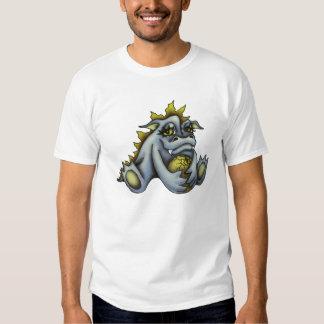 Blue baby dragon tshirts