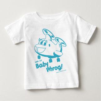 Blue Baby Phrog Baby T-Shirt