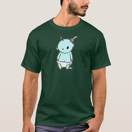 Blue Baby T-shirt